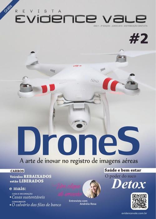 Revista Evidence Vale - #2 - JUNHO 2014-DIGITAL