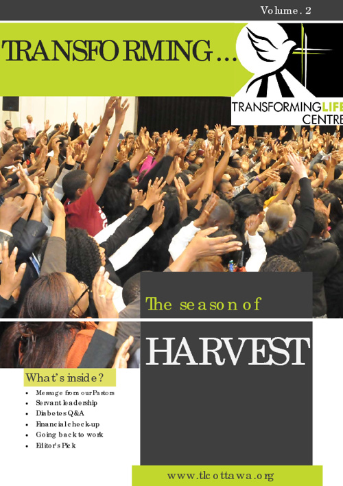 Season of Harvest Magazine