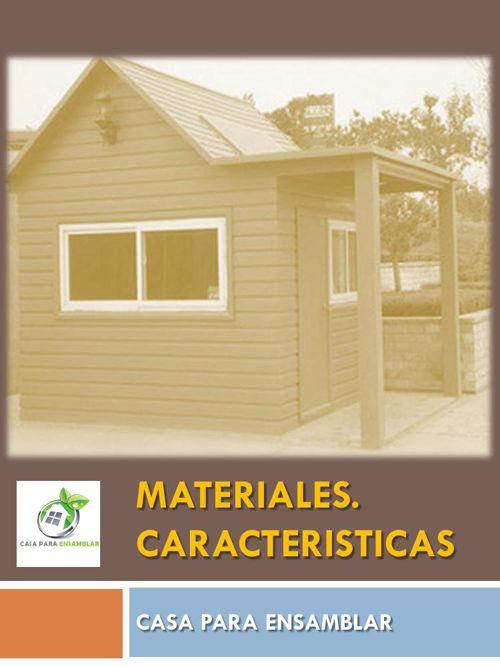 CARACTERISTICAS DEL MATERIAL