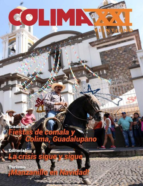 Revista Colima XXI - Diciembre 2014