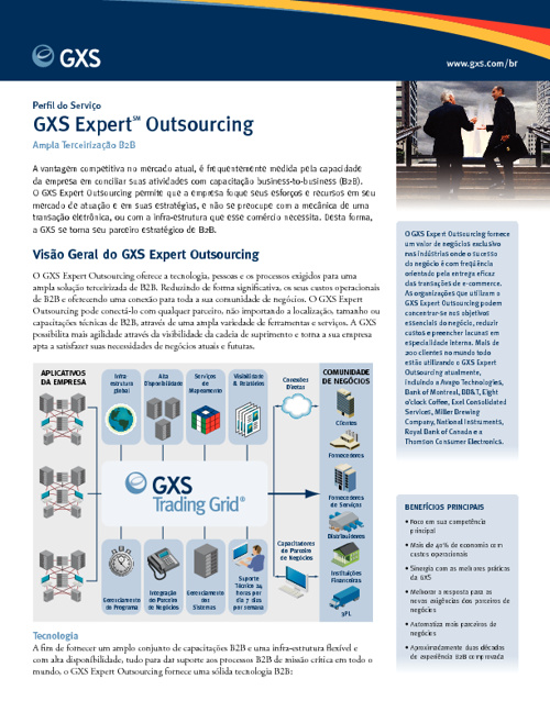 Managed Services GXS
