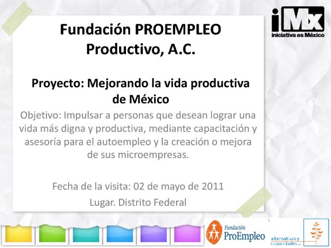 Fundación Pro Empleo
