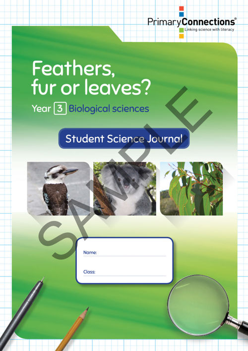 Feathers, fur or leaves? - Student Science Journal