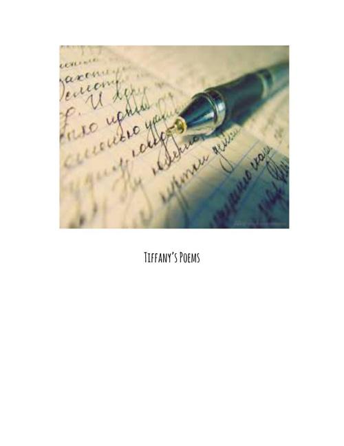 Tiffany's Poems