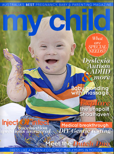 My Child Online Magazine April Issue 2015