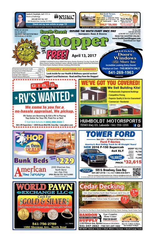 South Coast Shopper e-Edition 4-13-17