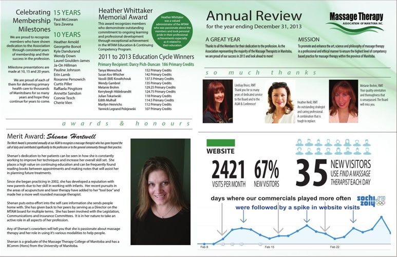 Annual Review 2014