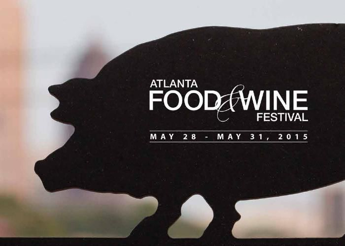 Atlanta Food & Wine Festival 2015
