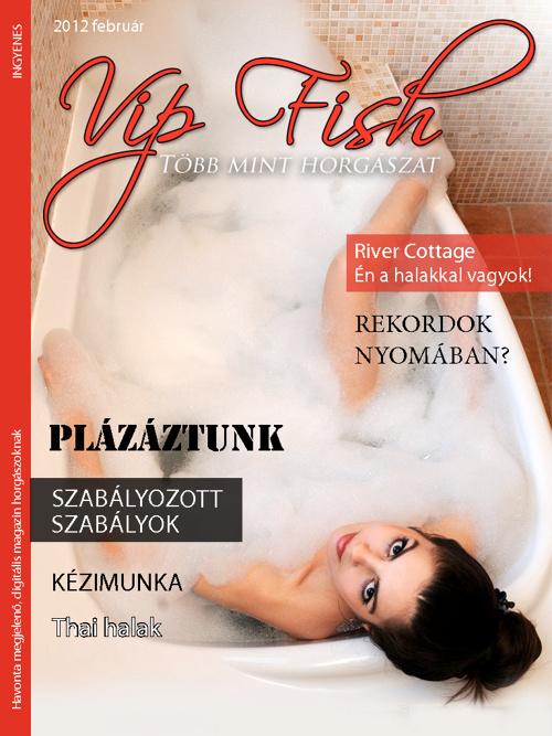 VipFish Magazin 2012 Február