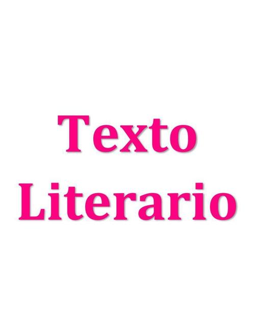 texto literario isa