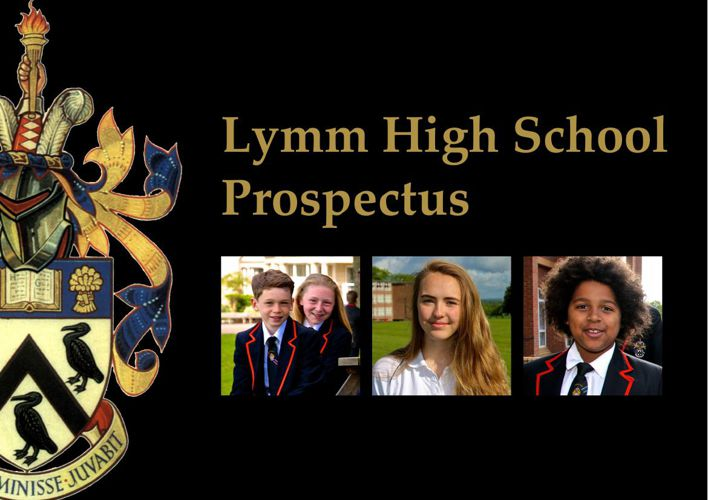Lymm High School prospectus 2015-16