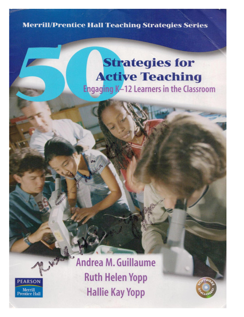 Excerpts from Active Teaching:  50 Strategies