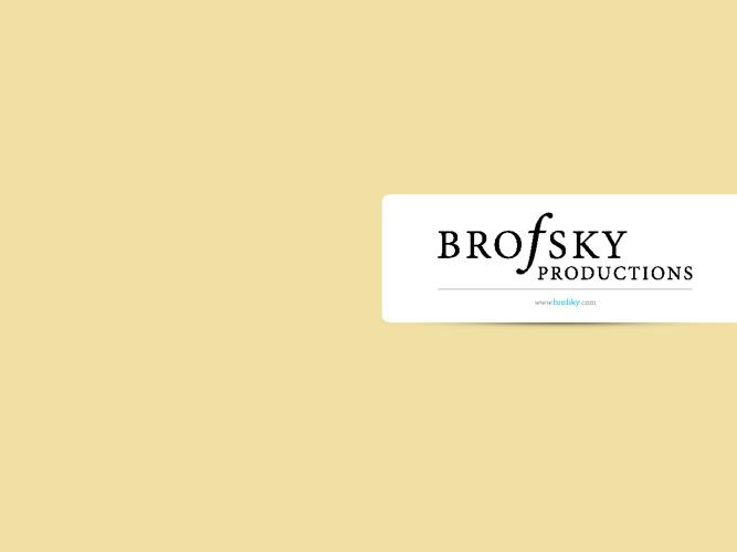 Keith Brofsky's Portfolio