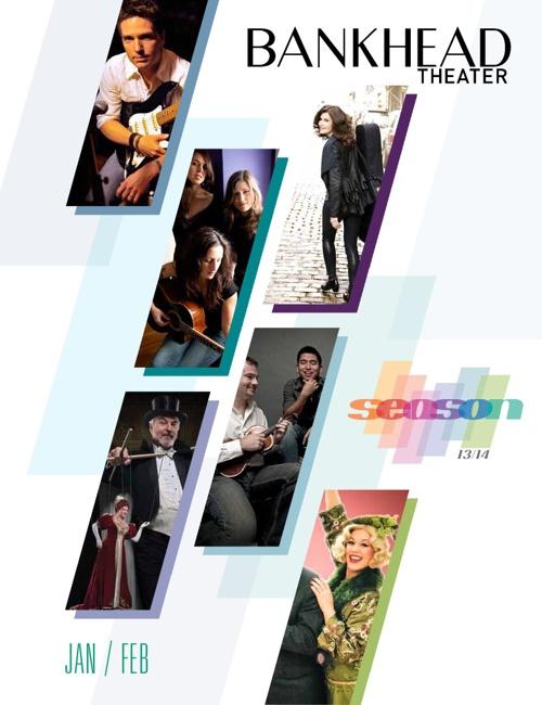 2013-2014 January/February Bankhead Program