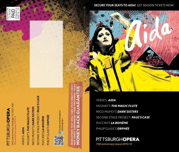 Pittsburgh Opera 2013-14 Fall Catalog