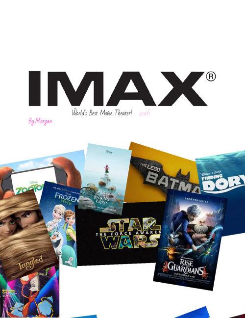 Imax world's best movie theater 2016