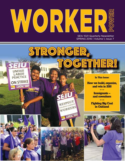 Worker Power WINTER 2016