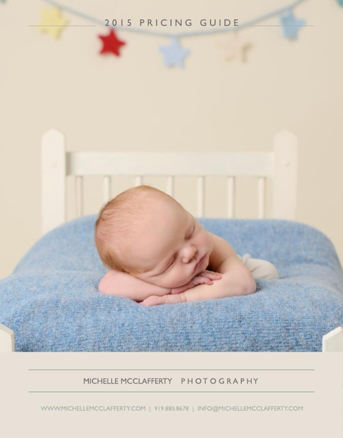 Raleigh Newborn Baby Photographer - Info - Pricing Guide