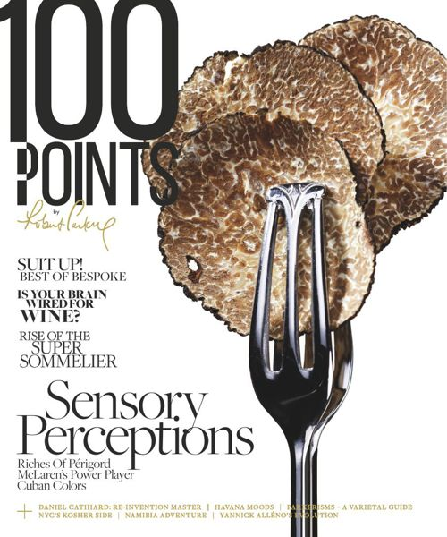 Flights of Fancy - 100 Points Magazine, December 2014