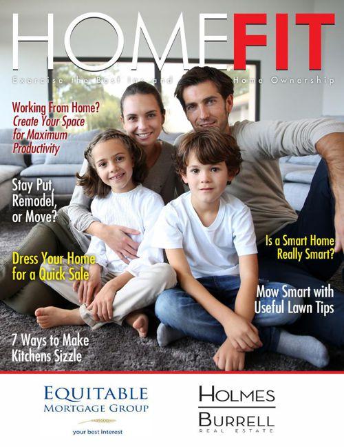 HomeFit Issue Seven Jason Holmes
