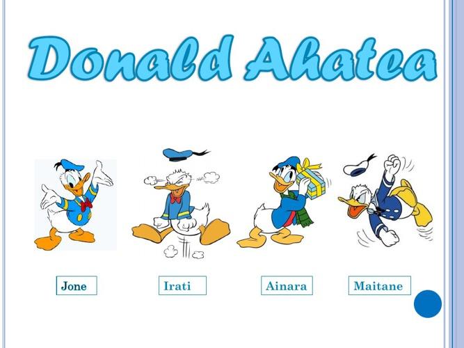 Donald Ahatea