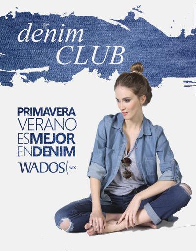 LOOK BOOK DENIM CLUB