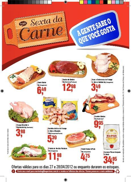 Imec - Sexta da Carne