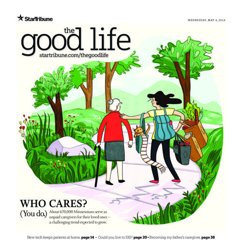 The Good Life - May, 2016