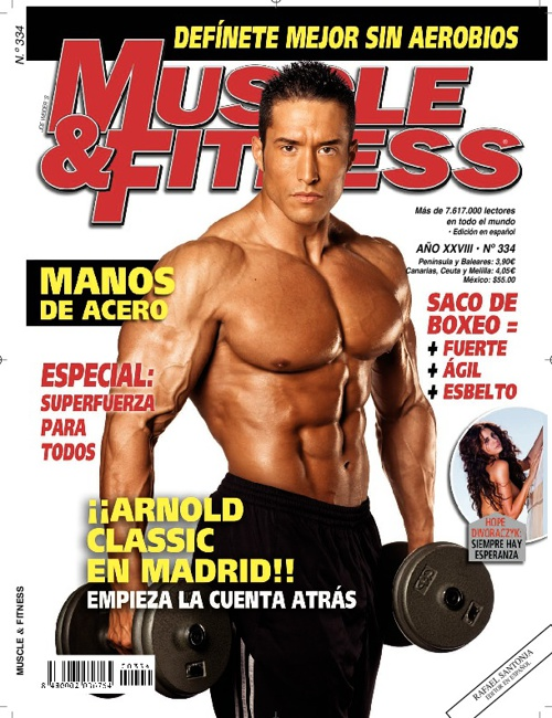 Muscle & Fitness 334