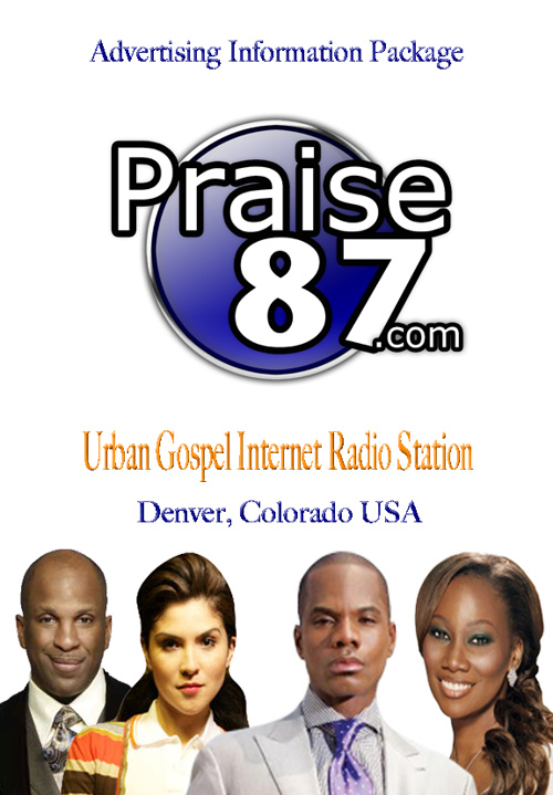 Praise87.com Ad Info Package