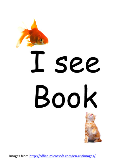 I See Book