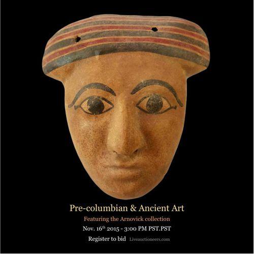 Pre-columbian & Ancient Art Auction