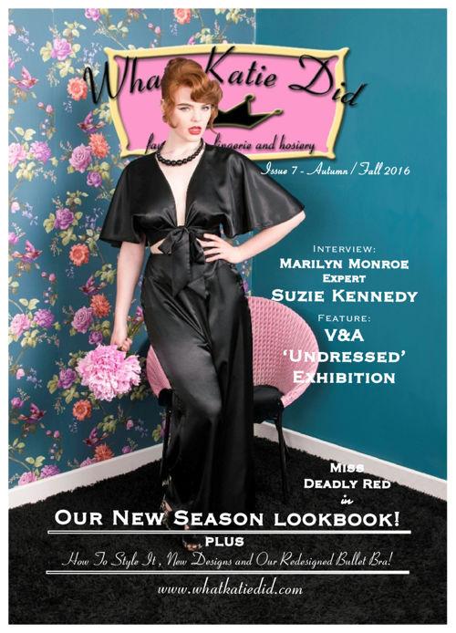 What Katie Did Magazine -Issue 7 - Autumn 2016