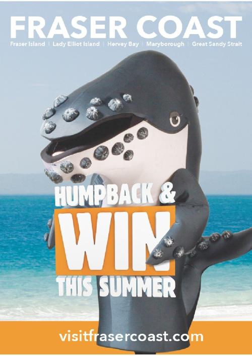 2013/14 Fraser Coast Summer Brochure