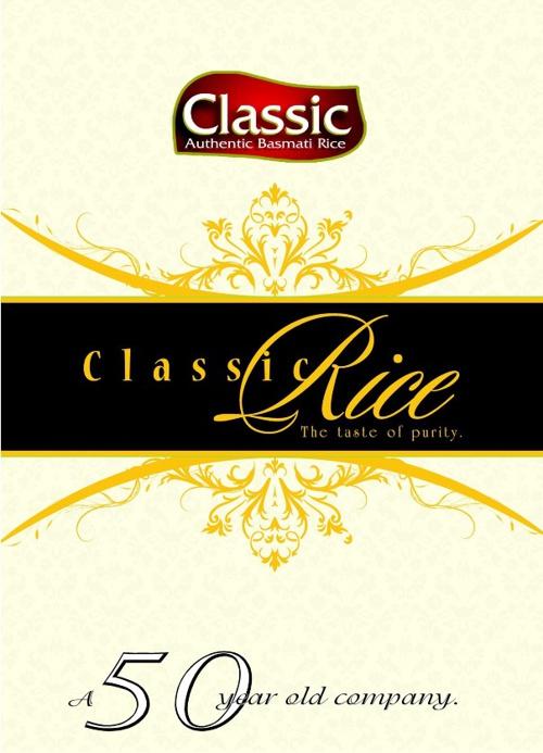 Classic Rice Brochure