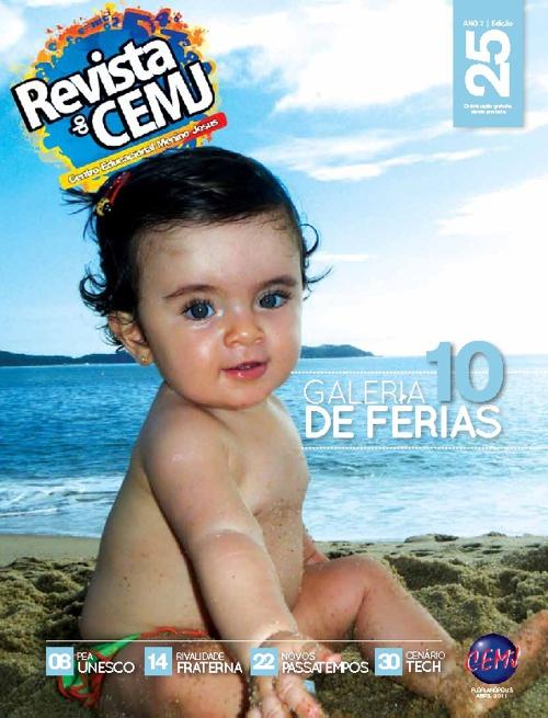 Revista do CEMJ 25
