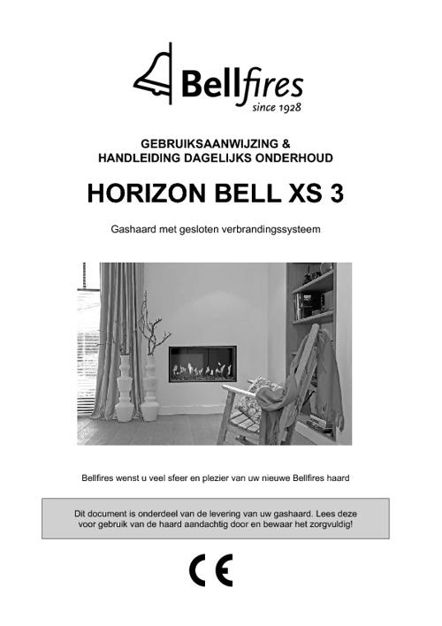 Bellfires HBXS3 NL GA