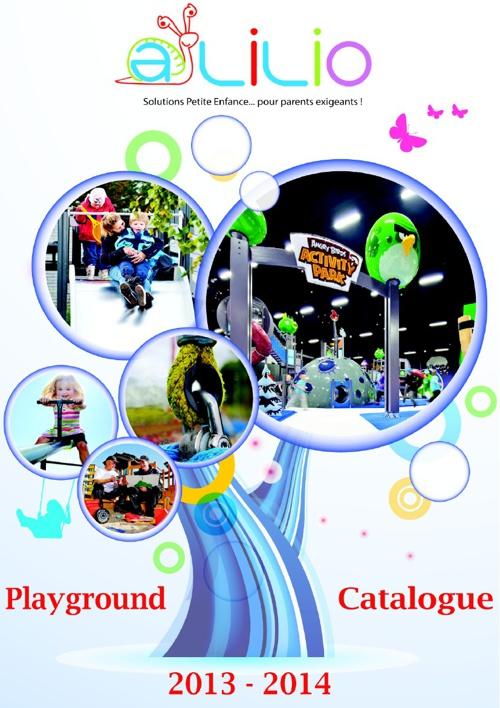 Catalogue Alilio Aires de Jeux
