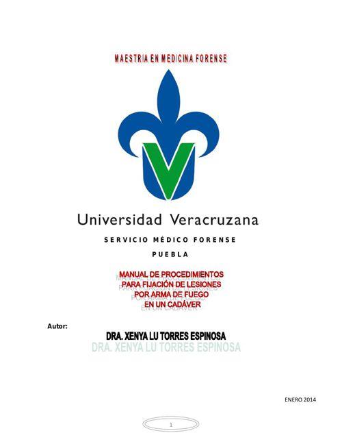 Copy of MANUAL DE PROCEDIMIENTOS DRA. XENYA TORRES