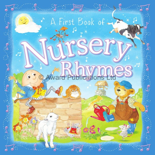 A First Book of Nursery Rhymes