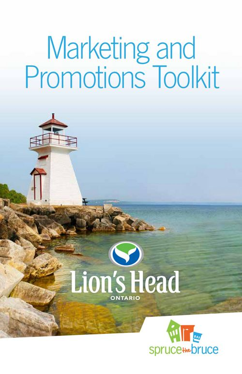 STB-LionsHead-Marketing and Promotions Toolkit