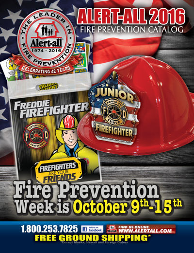 Alertall 2016 Fire Prevention Catalog