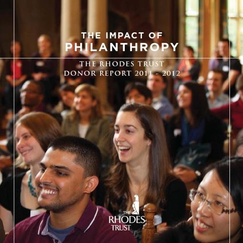 Rhodes Trust Impact Report