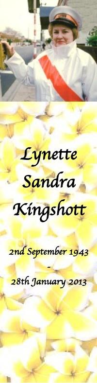 Lynette Kingshott