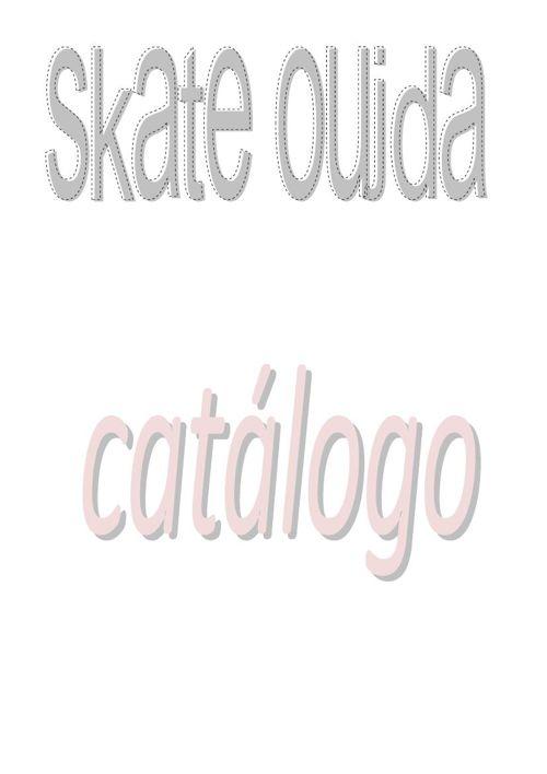 catalogo skateboard