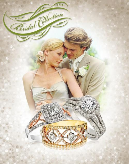 Plum Gold Bridal Book