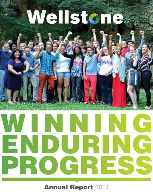 Wellstone Action 2014 Annual Report