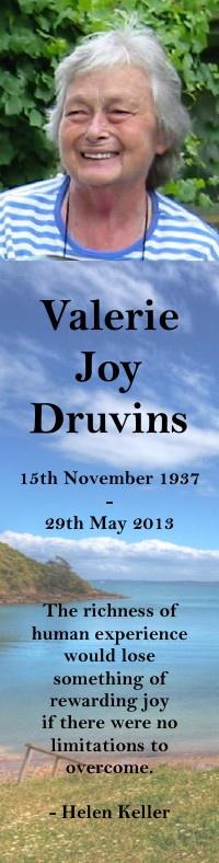 Valerie Druvins