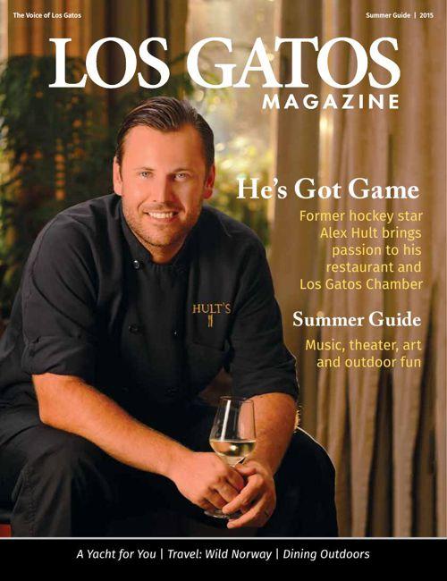 Los Gatos Magazine Summer Guide 2015