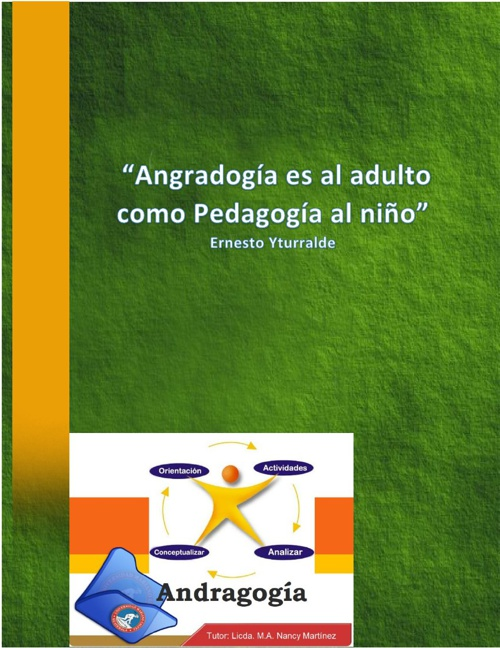 Introducción a la Andragogía